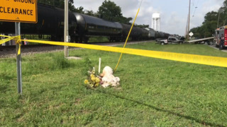Gulfport police chief says he knew someone killed at same crossing as truck-train crash