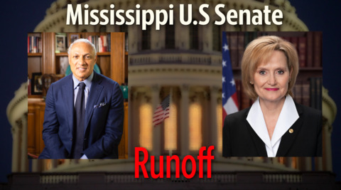 How to watch the US Senate race debate between Cindy Hyde-Smith and Mike Espy