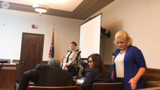'The community has waited for 4 years.' Ex-Coast jail nurse leaves court in handcuffs