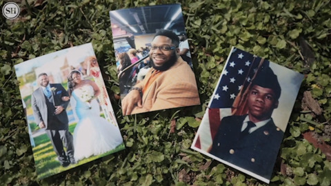 'I feel that he was murdered:' Wife of man shot by Gulfport police given few details more than 1 year later