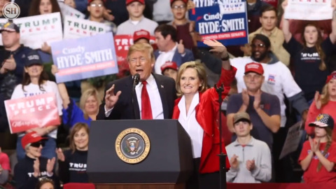 Cindy Hyde-Smith tops Mike Espy after racially tinged Senate campaign
