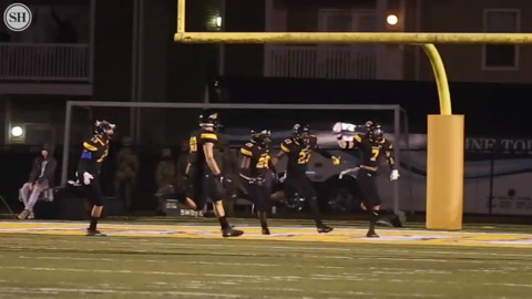 Late rally pushes D'Iberville past Petal 33-31