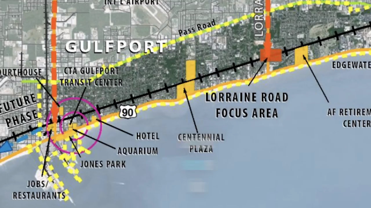 Readers views: Leaders talk (again!) about building an east-west corridor in Biloxi and Gulfport