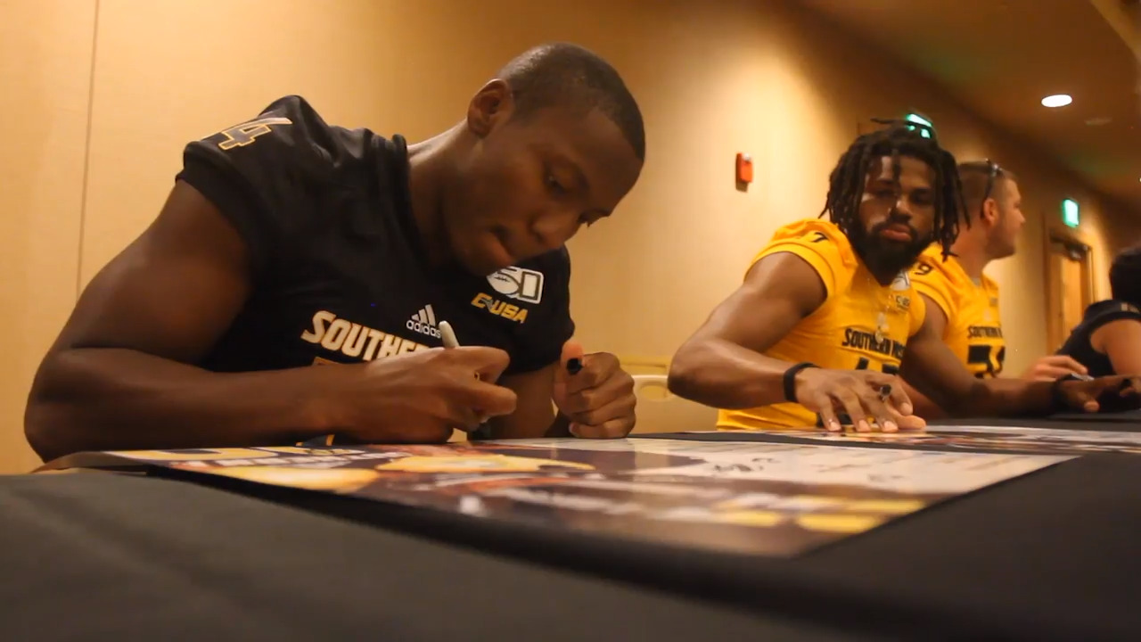 'It's a huge difference.' Southern Miss football undergoes physical transformation
