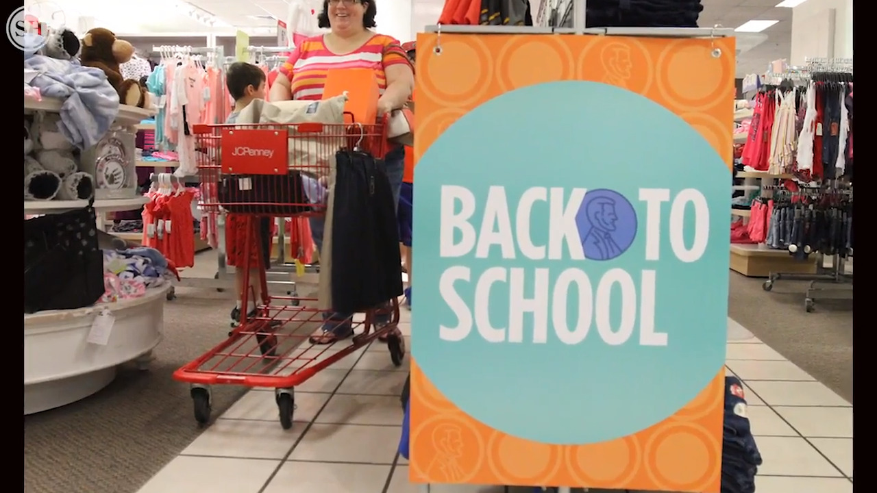 School supplies are tax-free in Mississippi this year. But not until next weekend.