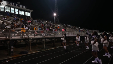 """""""It means a ton to me."""" HS football plays through COVID-19"""