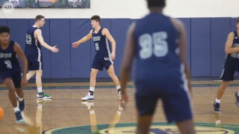 St. Patrick standouts hope to lead Irish back to state championship