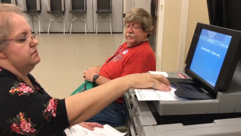 Mississippi absentee ballot rules challenged amid pandemic