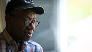Gulfport WWII veteran tells his story of being one of the first black Marines