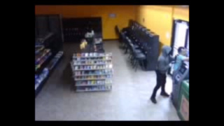 Surveillance video catches armed robbers who shot and killed Macon store clerk