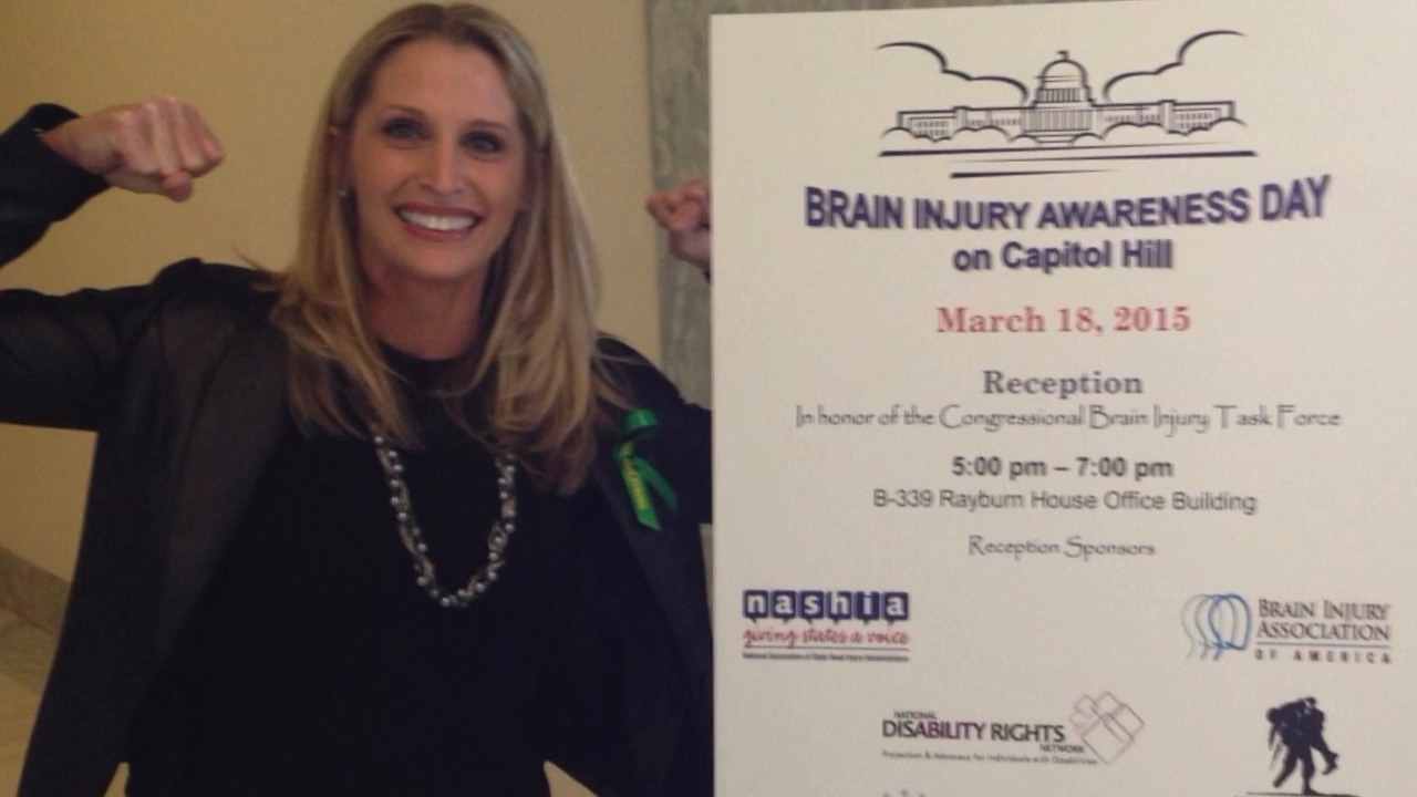 'I am a survivor.' Macon woman founds support group to help others overcome brain trauma.