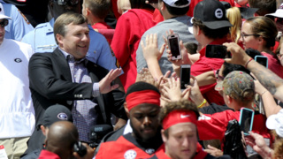 Stadium renovation causes change in Dawg Walk route