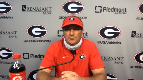 What Kirby Smart said about QB battle after second scrimmage