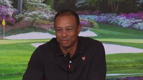 Getting things we don't deserve is a big part of the lesson of Easter. Just ask Tiger