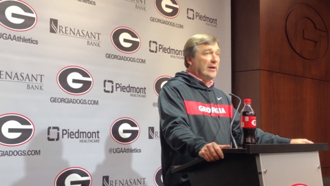 Why UGA head coach Kirby Smart sees Missouri as a 'tough matchup'
