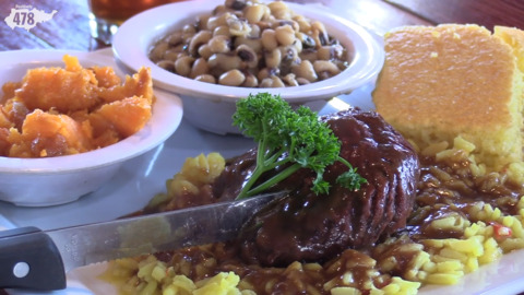 This farm-to-table restaurant in Macon will remind you of granny's cooking