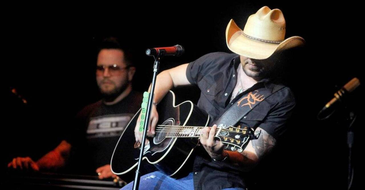 Jason Aldean's new tour is making 2 stops in Mississippi, and one is on the Coast