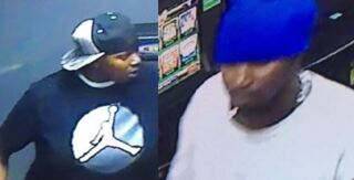 Do you recognize this armed robbery duo?