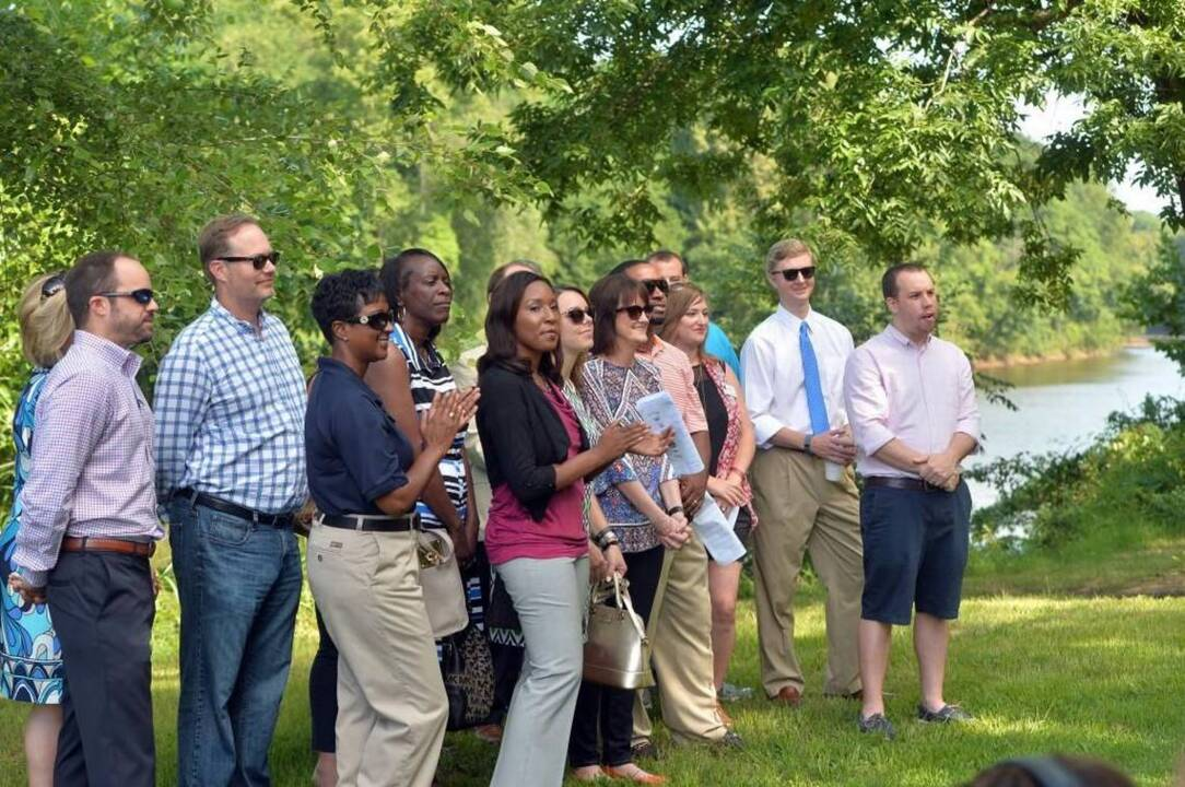 Leadership Macon To Help Extend Ocmulgee Heritage Trail Macon
