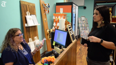 Handmade macarons, candles, jewelry and more found at new downtown Macon incubator