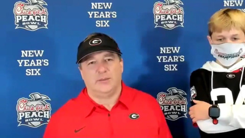 What the Peach Bowl win means for Georgia heading into offseason