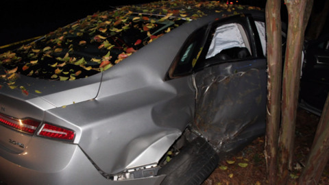 Monroe County Sheriff describes car chase, manhunt after deputies car shot at