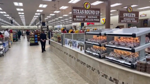 Take a tour of the new Buc-ee's Travel Center in Warner Robins