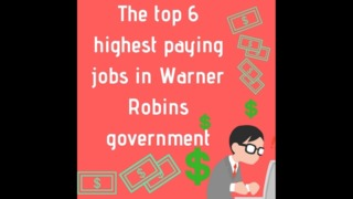 Here's how much money Warner Robins employees made in 2018