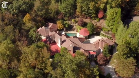 Step into this $3 million dream home of comedian Jeff Foxworthy