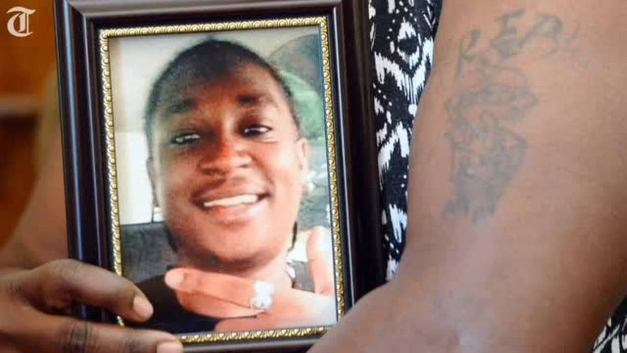 Kareem Mano S Mom Grieves After Losing Second Son To Gun Violence