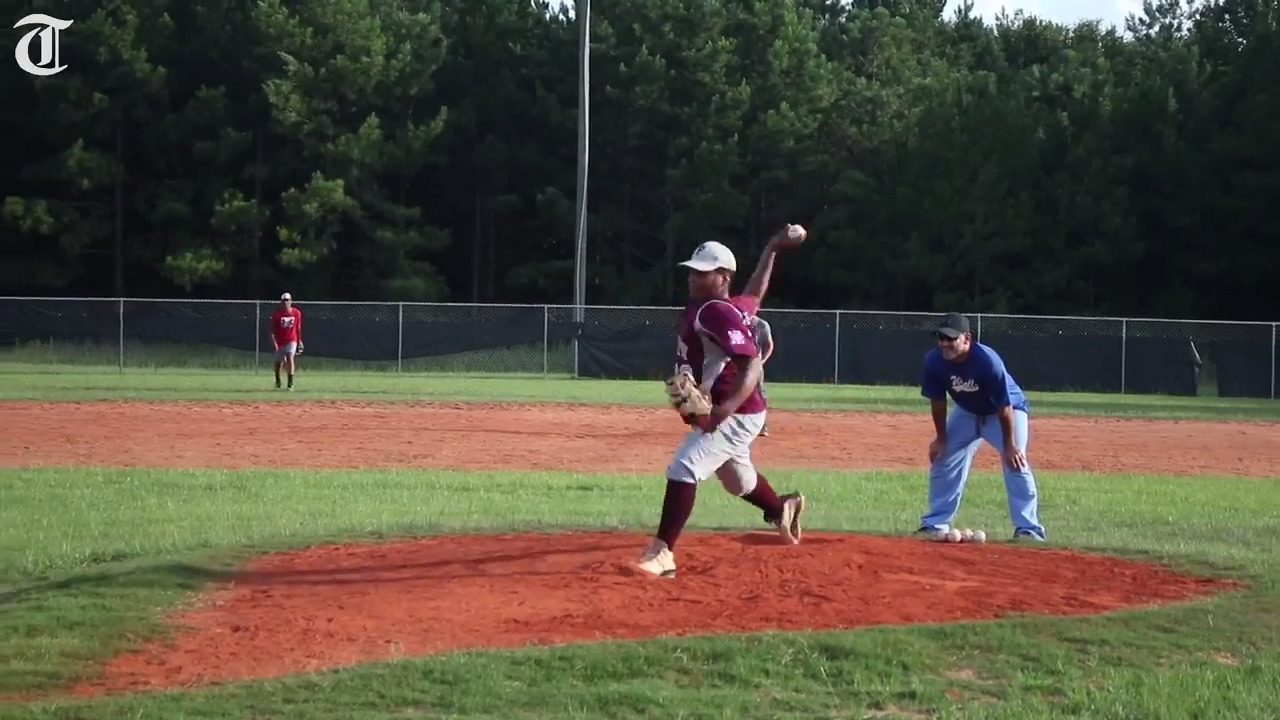 Watch Perry's 12U All-Stars prepare for the Dixie Youth World Series