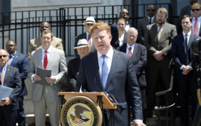 U.S. Attorney Peeler says 11 indicted to make