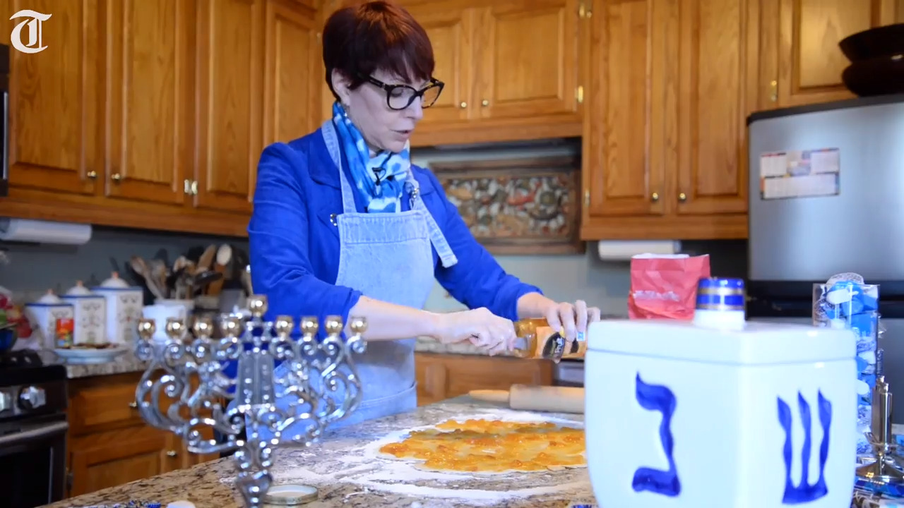 'The feeling, the meaning and the food': Macon family's Hanukkah centers on tradition