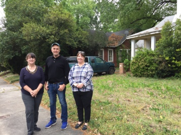 'We're just forgotten.' How Macon neighbors are trying to put their historic area back on the map.