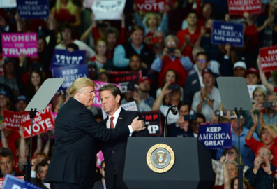 Georgia's GOP and Democrats are foes, but they don't have to be so ugly about it
