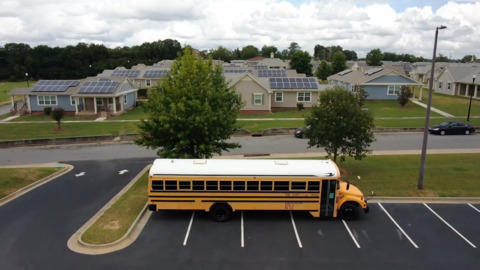 Need internet access for virtual learning? Bibb schools dispersing WiFi equipped buses to help out