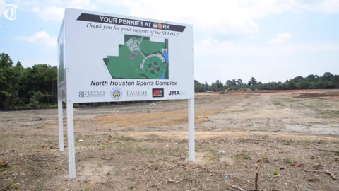 Here's what's happening at the new Warner Robins sports complex