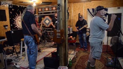 Here's how the band 'Maude's Cabin' got started in Forsyth
