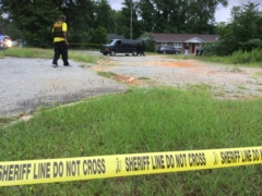 'Domestic disturbance' led to fatal shooting, officer says