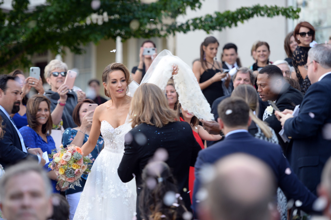 Miss America Betty Cantrell marries Spencer Maxwell in ...