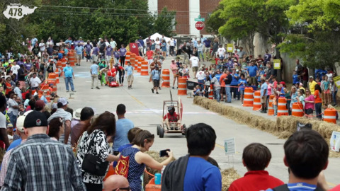 Soap Box Derby, a concert and all the pets you can imagine this weekend in Middle Georgia