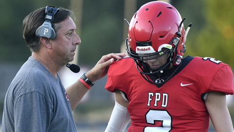 Not liking what it felt after 3-7 season motivational for team, FPD coach says