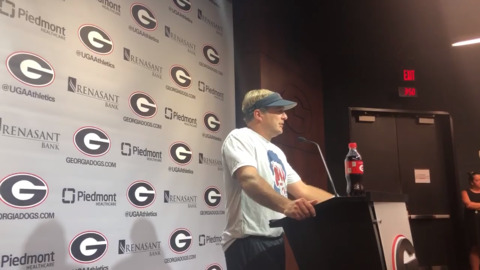 Head coach Kirby Smart: UGA's second scrimmage more 'explosive,' competitive