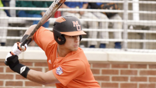 Mercer baseball player flourishing this season after being knocked unconscious and suffering a concussion. This is why.