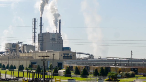 Kraft pulp mill in Macon occasionally makes all of Bibb County smell