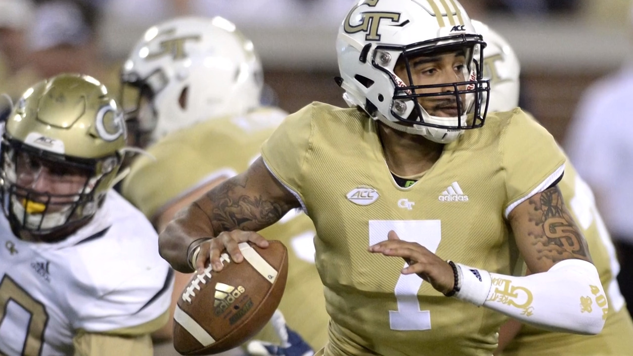 GT sees another injury, linebacker breaks personal record, more notes from Citadel loss