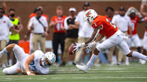 Mercer gets first win of the year with 42-28 victory over The Citadel