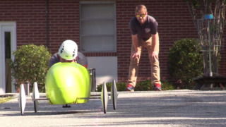 Physics, math lessons come to life in soap box derby
