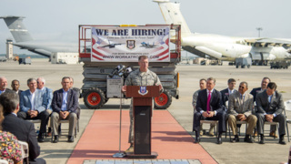 Here are the skills Robins Air Force Base is looking for to fill 1,200 new jobs