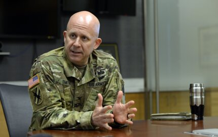 Deployment to Afghanistan is dangerous mission, commander says